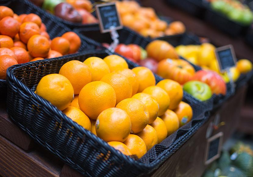野菜・果物の効果的な組み合わせ