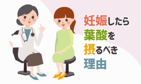 妊娠したら葉酸を摂るべき理由とは?足りない場合のリスクや摂取量の目安を解説
